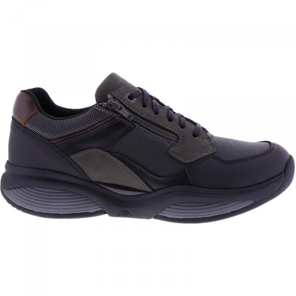 Xsensible Stretchwalker / Modell: SWX14 / Black-Grey / Leder-Textil / Art: 300881-019 / Herren