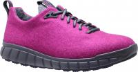 Ganter / Evo / Pink-Anthrazit / Weite: H / Merino Wolle / Art: 2-201430-9362 / Damen Schnürer 4 UK