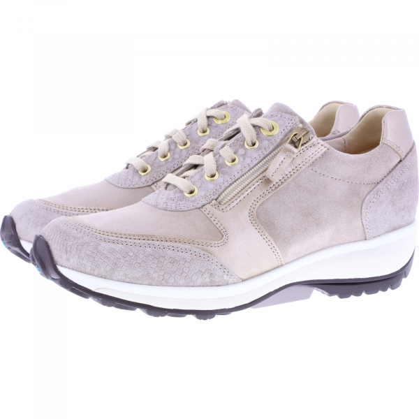 Xsensible Stretchwalker / Modell: Wembley / Beige Kupfer / Art: 301032-401 / Damen Sneakers