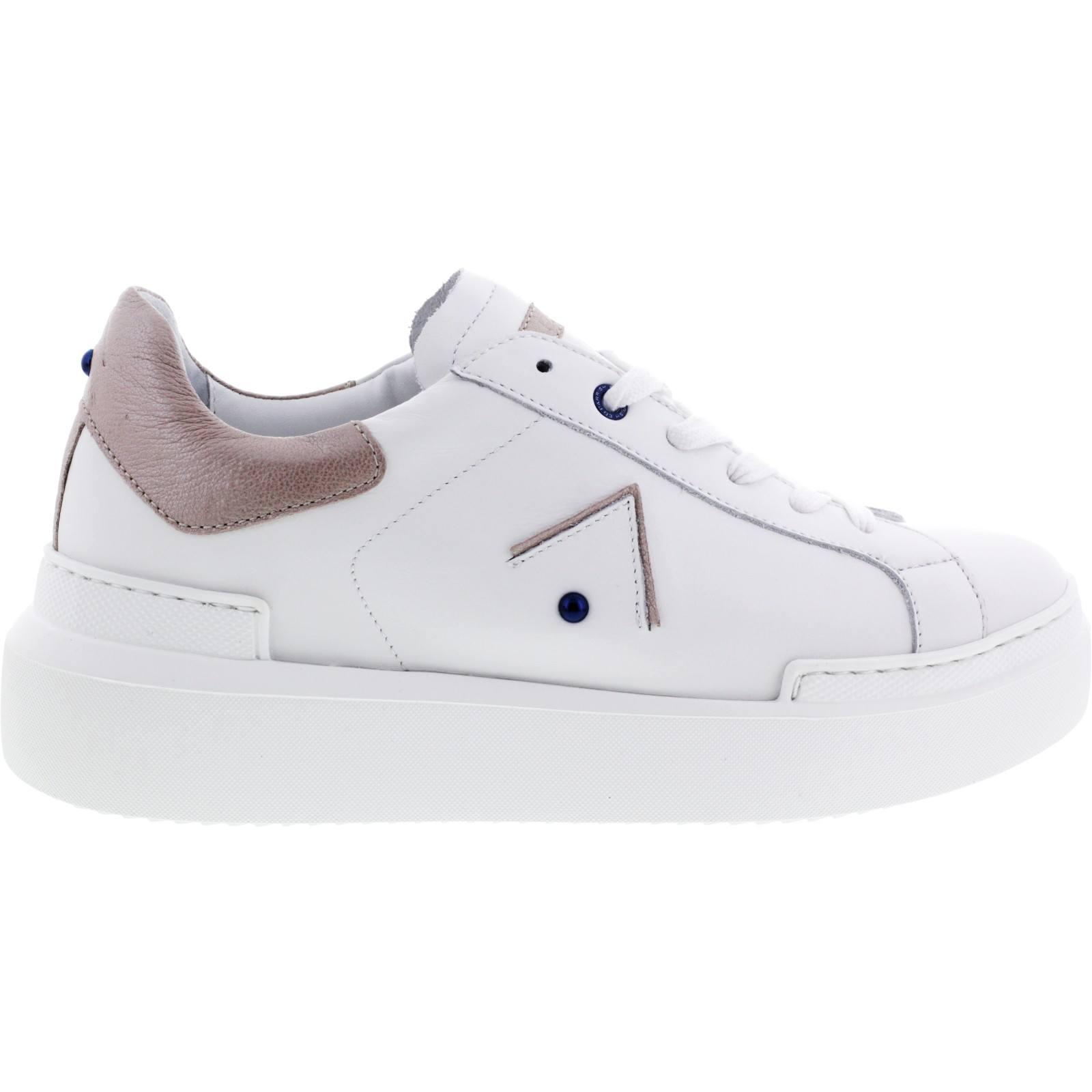 Ed Parrish Damen Sneakers Sarah Bianco Cipria Damen Sneakers