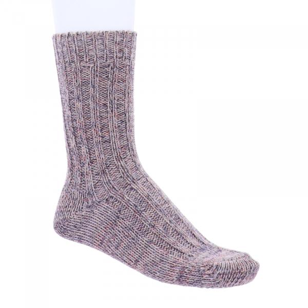 Birkenstock Damen Socken - Cotton Bling - Mysty Rose - Rosé/Grau