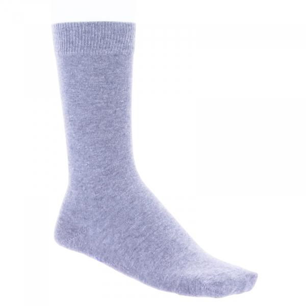 Birkenstock Damen Socken - Cotton Sole - Gray Melange