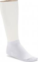 Birkenstock Herren Sneaker Socken - Cotton Sole Sneaker 2-Pack - Weiss 42-44 EU