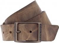 Birkenstock Gürtel / Modell: Kansas / Breite: 35mm / Cognac Leder / Unisex Gürtel One-Size