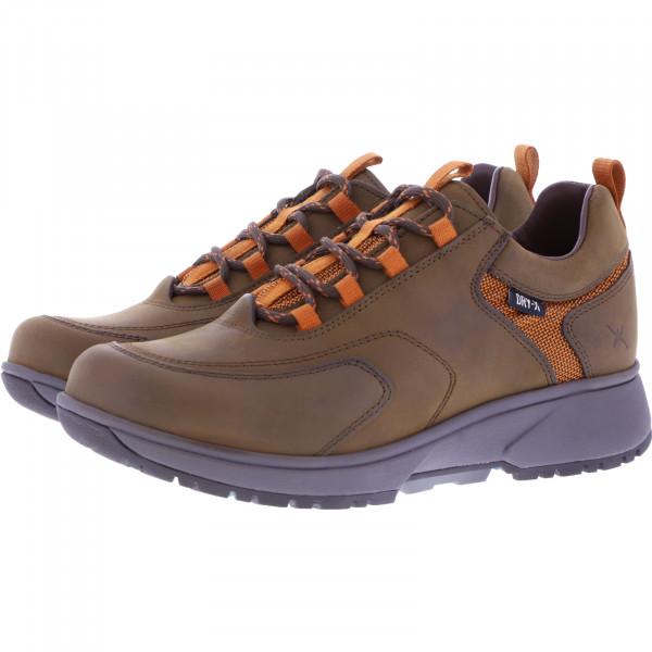 Xsensible Stretchwalker / Modell: Uppsala / Brown/Orange Dry-X / Art: 402031-354 / Hiking Schuhe