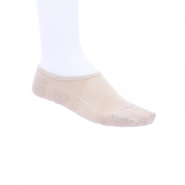Birkenstock Damen Socken - Cotton Sole Invisible - Beige
