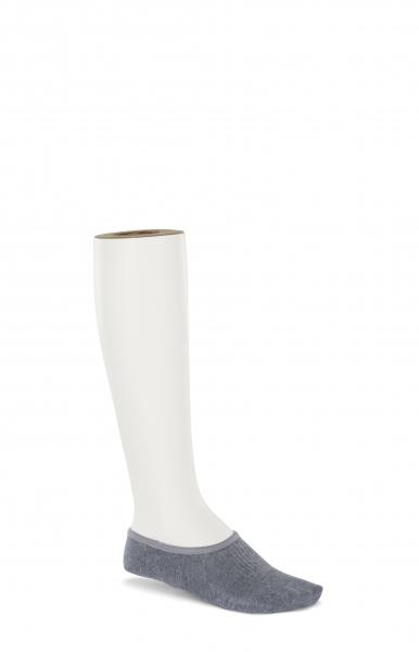 Birkenstock Damen Socken - Cotton Sole Invisible - Grau Melange