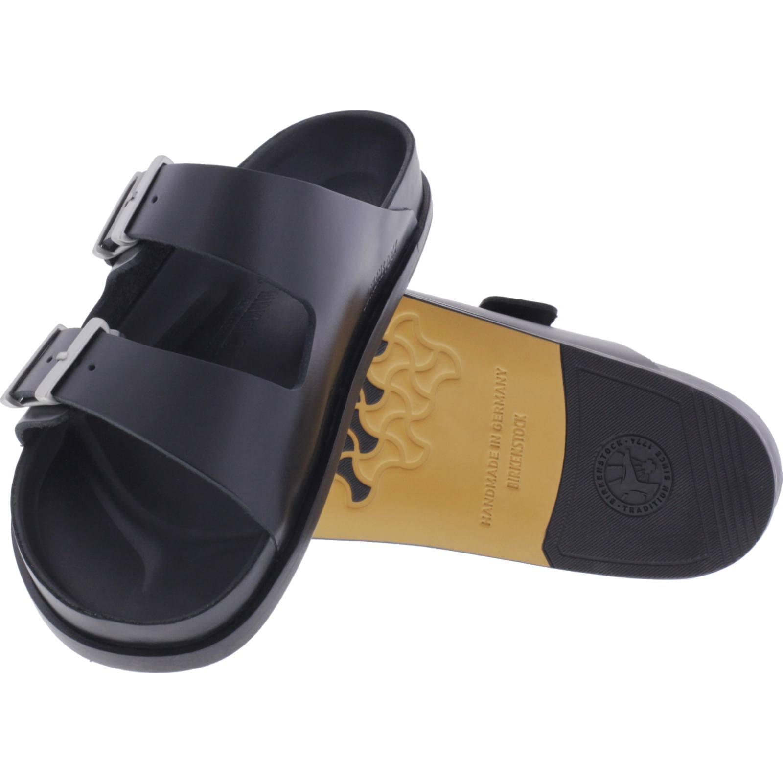 online store 82a6e 15fe1 Birkenstock Premium / Modell: Arizona Premium / Schwarz Naturleder / Weite:  Normal / Art: 1008953