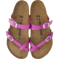 Birkenstock / Modell: Mayari / Graceful Magenta Haze / Weite: Normal / Art: 1008838