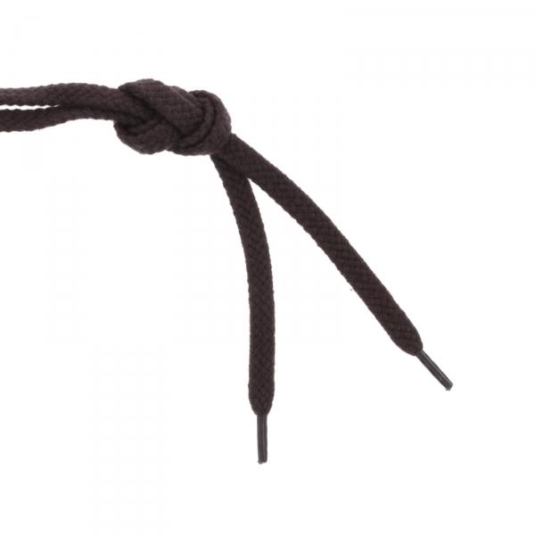 Jacoform Schnürsenkel - 80cm - Dunkelbraun