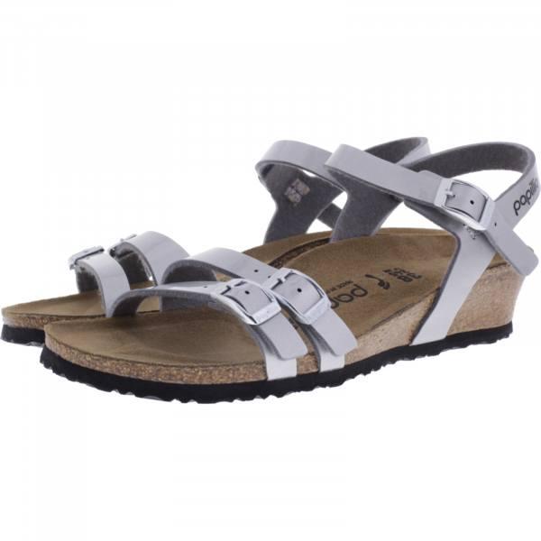 Papillio / Modell: Lana / Metallic Silver / Art: 1013062 / Damen Sandaletten