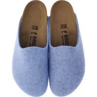 Birkenstock / Modell: Amsterdam / Melange-Light Blue / Weite: Schmal / Art: 1011790 / Damen Clogs