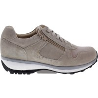 Xsensible Stretchwalker / Modell: Jersey / Sand / Leder / Art: 300422-430 / Damen Sneakers