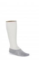 Birkenstock Herren Socken - Cotton Sole Invisible - Hellgrau 42-44 EU