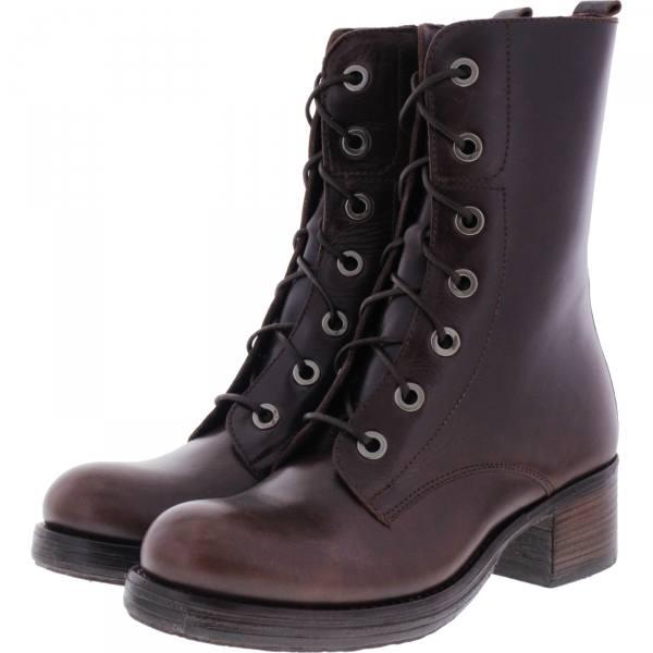 Brako / Modell: Taylor Pull / Moka Braun Leder / Stiefel / Art: 8301 / Damen Stiefel