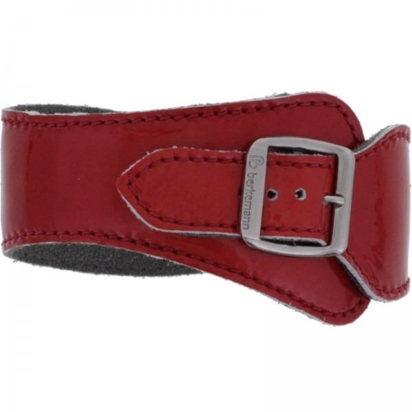 Berkemann / Ersatzriemen für Original-Sandale / B100 / B102 / Rot Lackleder  / Art: 00143-265