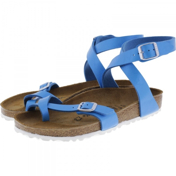 Birkenstock / Modell: Yara / Graceful Ocean Blue / Weite: Normal / Art: 1008850