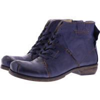 Rovers / Modell: Majar / West Jeans Leder / Wechselfußbett / Art.: 55011 / Damen StiefeletteRovers / Modell: Majar / West Jeans Leder / Wechselfußbett /...