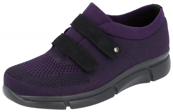 Berkemann Comfort Knit / Modell: Alinda / Violett / Form: Marbella / Art: 05120-182 / Damen