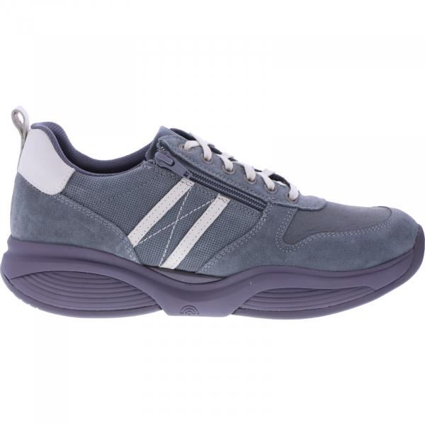 Xsensible Stretchwalker / Modell: SWX3 / Sali Graugrün / Art: 300732-485 / Herren Sneakers