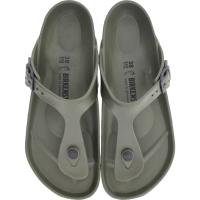 Birkenstock / Modell: EVA Gizeh / Khaki EVA / Weite: Normal / Art: 128271 / Unisex