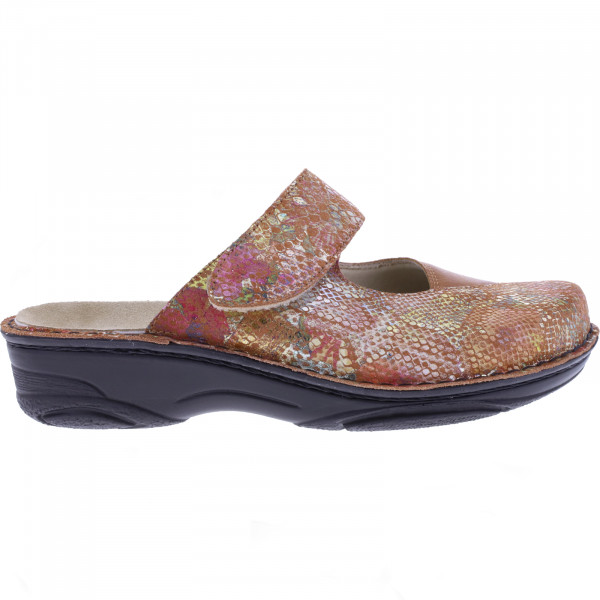 Berkemann / Modell: Heliane / Multicolor-Henna Leder-Stretch / Form: Aventin / Art:03457-783 / Damen