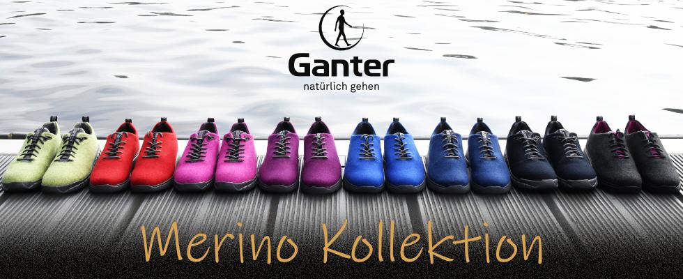 Ganter Merino Schuhe für Damen & Herren