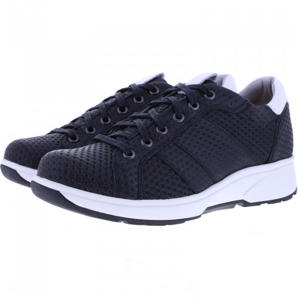 Xsensible Stretchwalker / Modell: Toulouse / Black / Art: 302053-001 / Damen Sneakers