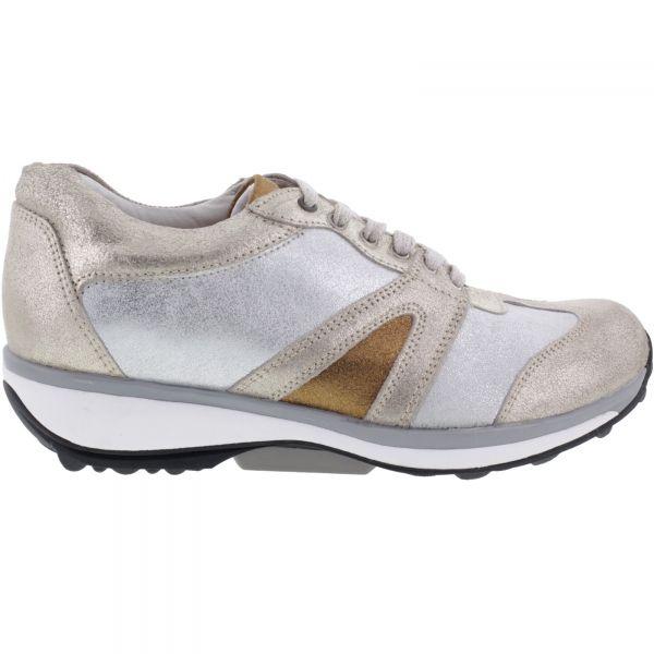 Xsensible Stretchwalker / Modell: Milano / Multi-Shining / Leder / Art: 300242-658 / Damen Sneakers