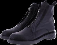 Le Bohémien / Modell: A109 / Farbe: Schwarz Leder / Made in Italy / Damen Stiefeletten 37 EU