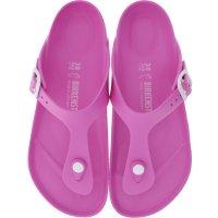 Birkenstock / Modell: EVA Gizeh / Neon Pink EVA / Weite: Normal / Art: 128341 / Damen