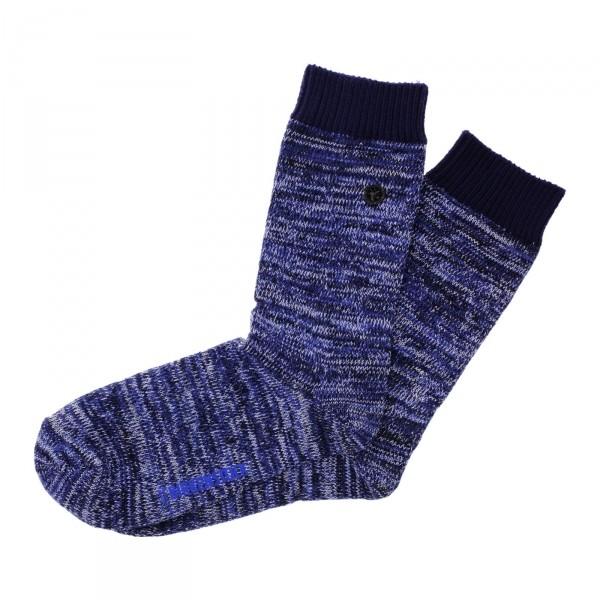 Birkenstock Herren Socken - Cotton Multi - Blau Meliert