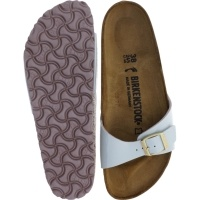 Birkenstock / Modell: Madrid / Two Tone Water-Cream / Weite: Schmal / Art: 1008500 / Damen