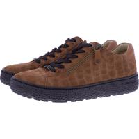 Hartjes / Modell: Phil / Cognac Leder / Weite: H / 1621421-5353 / Damen Sneakers
