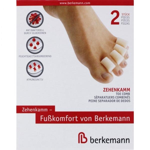 Berkemann / Zehenkamm