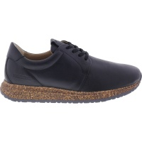 Birkenstock Shoes  / Modell: Wrigley / Schwarz / Leder / Weite: Normal / Art: 1010729