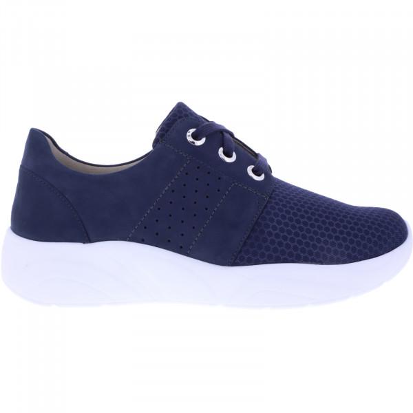 Solidus / Modell: Kea / Ocean Blau / Weite: K / 66500-80341 / Damen Sneakers