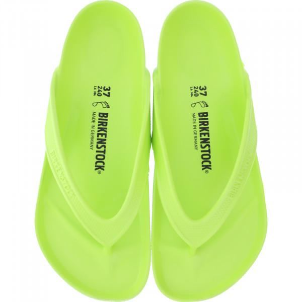 Birkenstock / Modell: Honululu EVA / Active Lime / Weite: Normal / Art: 1017051 / Damen Badeschuhe