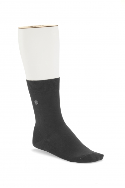 Birkenstock Herren Socken - Cotton Sole - Schwarz