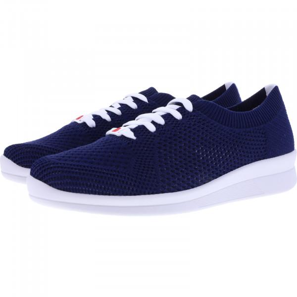 Berkemann Comfort Knit / Modell: Eila / Navy Blau / Form: Barcelona / Art: 05152-334 / Damen