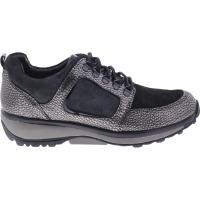 Xsensible / Modell: Lausanne / Black Hunter / Leder / Art: 300582-065 / Damen Sneakers