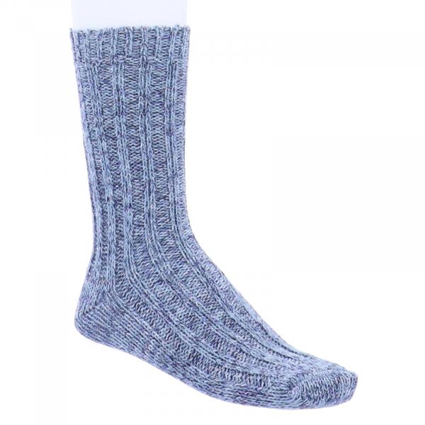 Birkenstock Damen Socken - Cotton Bling - Abyss - Hellblau/Grau