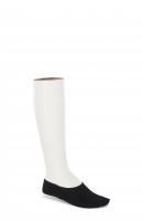 Birkenstock Damen Socken - Cotton Sole Invisible - Schwarz 36-38 EU