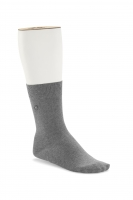 Birkenstock Herren Socken - Cotton Sole - Grau 42-44 EU