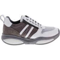 Xsensible Stretchwalker / Modell: SWX3 / White-Taupe / Leder-Textil / Art: 300271-138 / Unisex