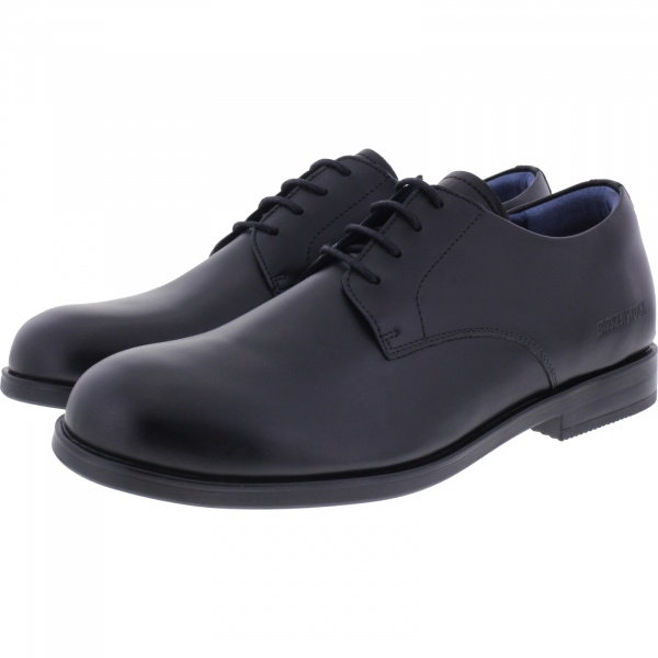 Birkenstock Shoes  / Modell: Jaren / Schwarz / Leder / Weite: Normal / Art: 1011597