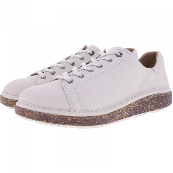 Birkenstock / Modell: San Diego / Offwhite Leder / Weite: Normal / Art: 1016461 / Damen Schuhe