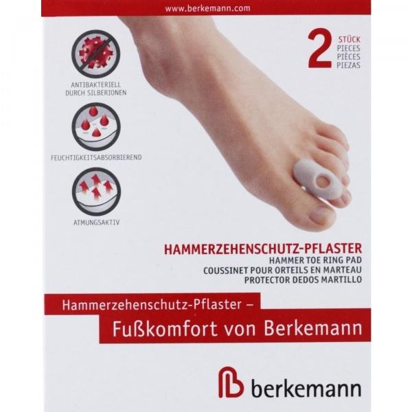 Berkemann / Hammerzehenschutz-Pflaster