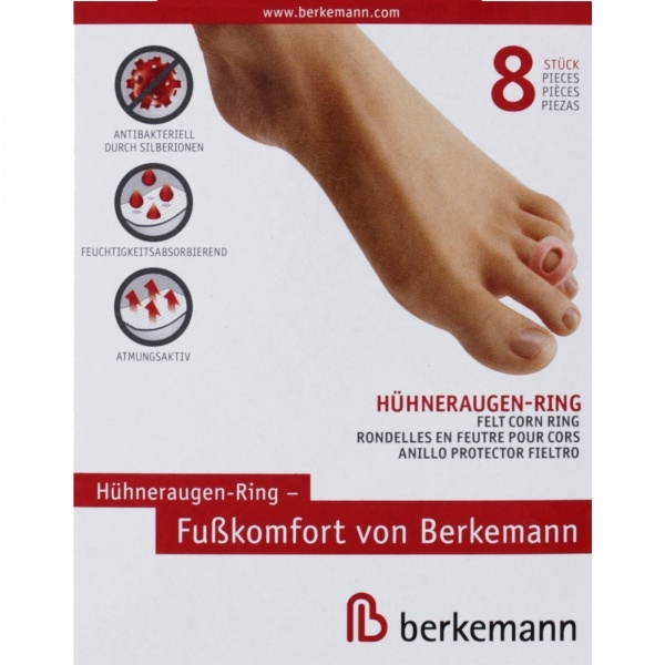 Berkemann / Hühneraugen-Ring