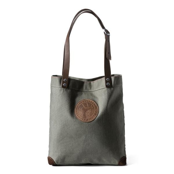 "Birkenstock Bag ""Cologne"" Medium - Khaki-Olive - Birkenstock Unisex Tasche - Naturleder/Textil"